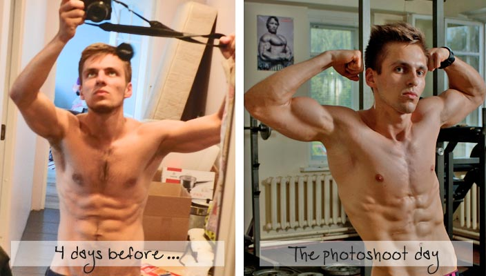 How To Get Extremely Shredded In 7 Days
