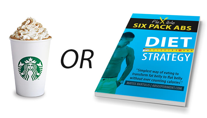 Flexible Six Pack Abs Diet Strategy Ebook Or Coffee